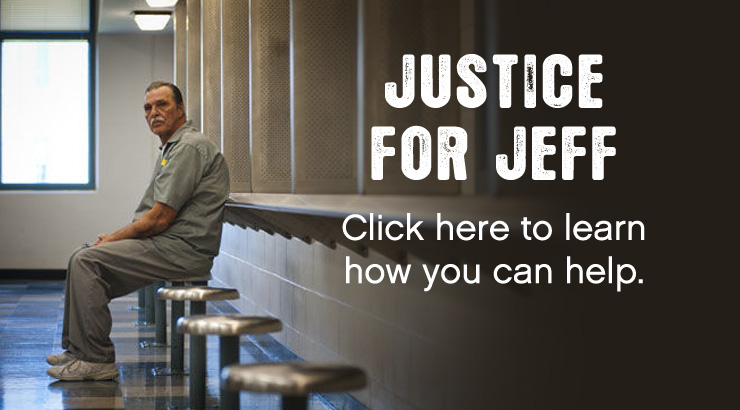 Justice for Jeff!