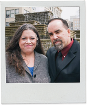 Daryl and Patricia Bertrand - Testimony Photo