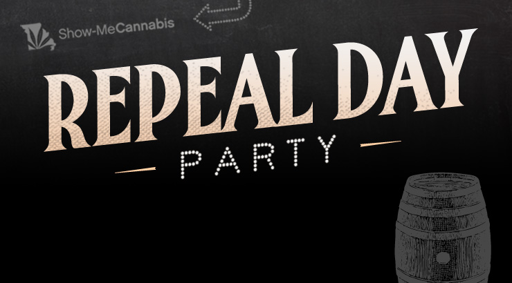 Repeal Day Party