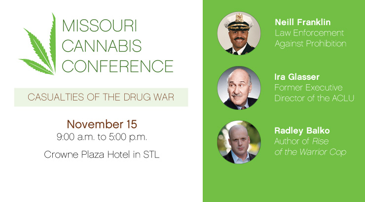 Announcing the Fall 2014 Missouri Cannabis Conference